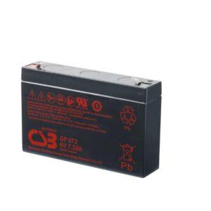 Batteria CSB GP 672